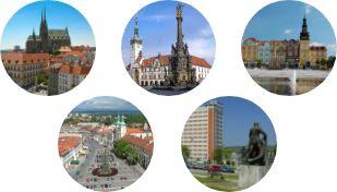 Fotky měst kde konáme semináře